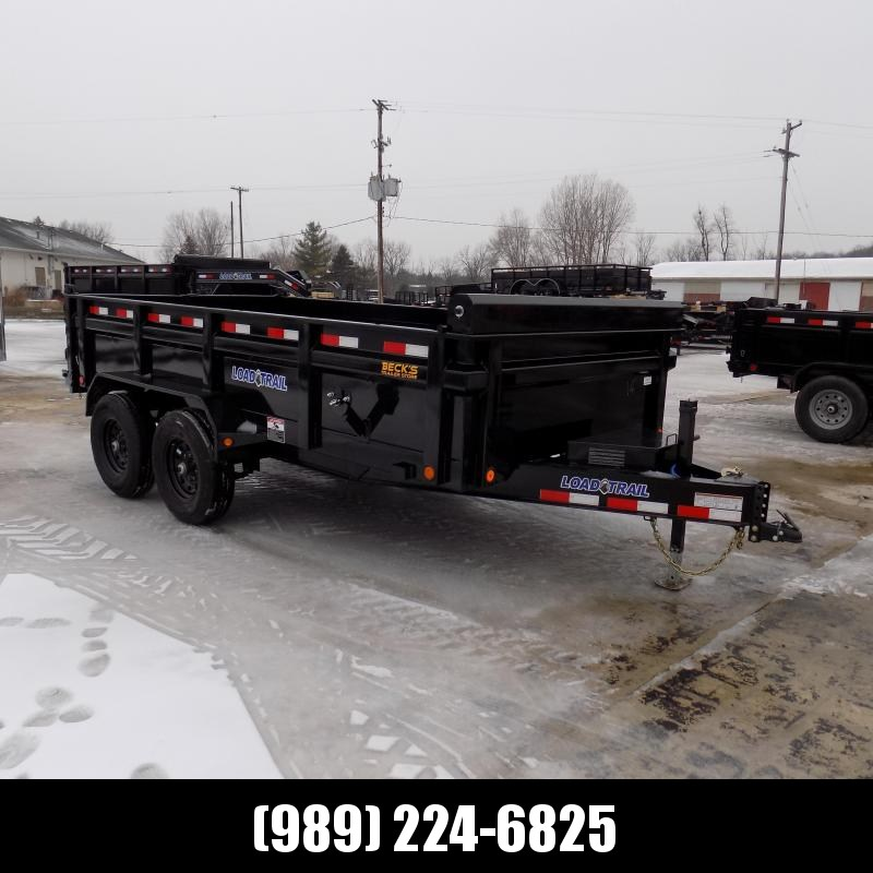 "New Load Trail 83"" x 14' Dump Trailer for Sale - $0 Down & Payments from $119/mo. W.A.C. - Best Deal Guarantee"