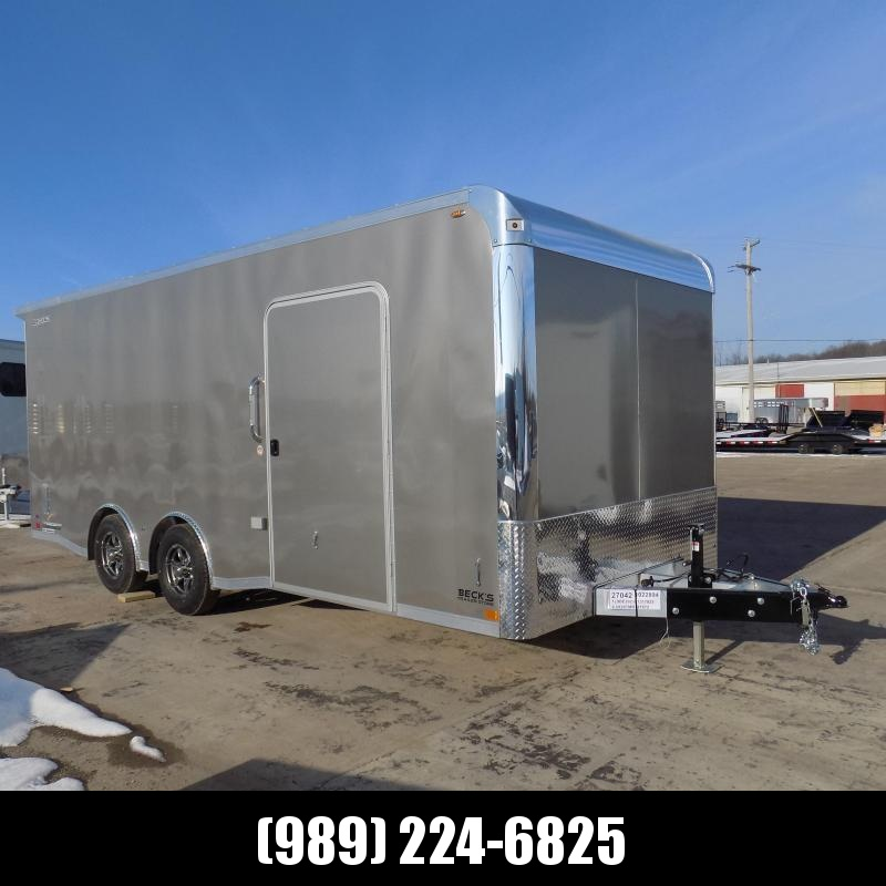 New Legend Trailmaster 8.5' x 20' Aluminum Race Series Trailer - $0 Down & Payments From $179/mo. W.A.C.