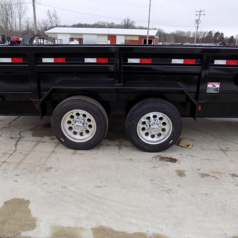 """New Load Trail 83"""" x 20' Dump Trailer for Sale - $0 Down & Payments from $149/mo. W.A.C. - Best Deal Guarantee"""