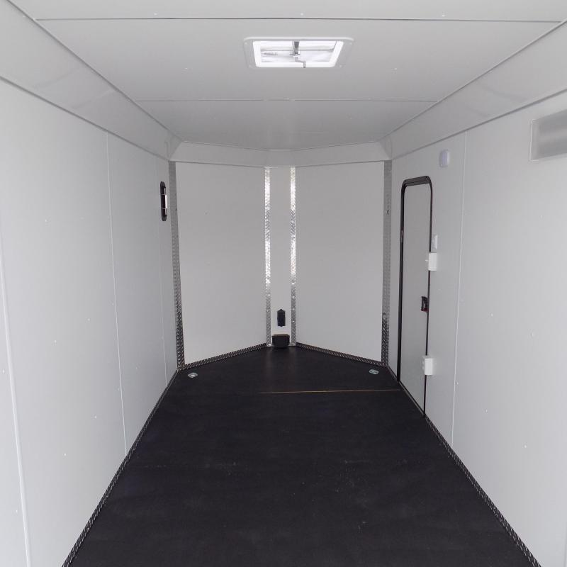 Legend Deluxe V Nose 7' X 21' Enclosed Cargo Trailer For Sale- $0 Down Payments from $149/month W.A.C