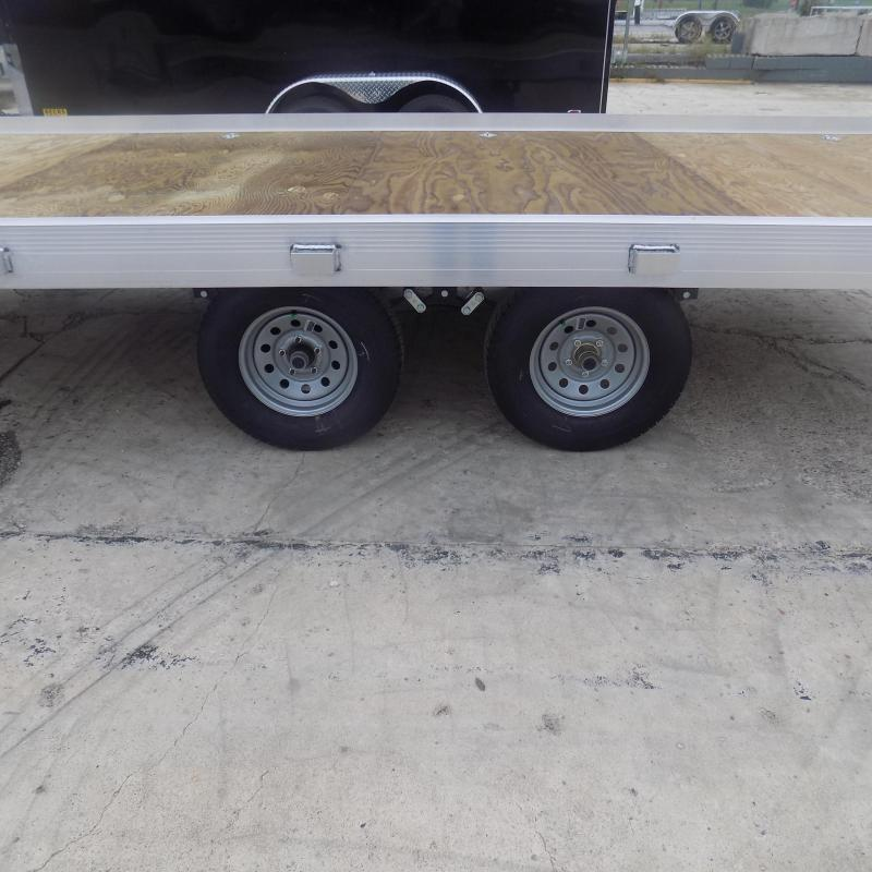 New Legend 7' x 16' Aluminum ATV Trailer For Sale -$0 Down Payments From $59/mo. W.A.C.