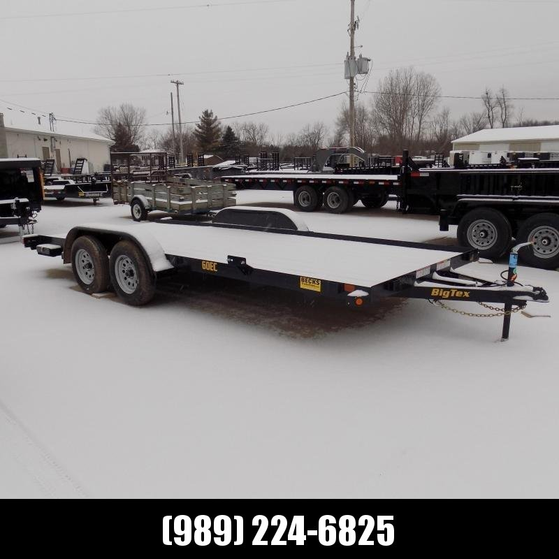 New Big Tex Trailers 7' x 18' Car Hauler - $0 Down & Payment From Just $63/mo W.A.C.