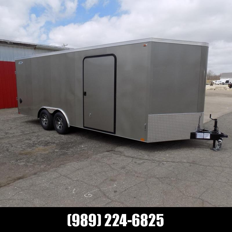 New Legend Cyclone 8.5' x 22' Car Hauler / Cargo Trailer for Sale - $0 Down Payment From 110/Mo W.A.C.