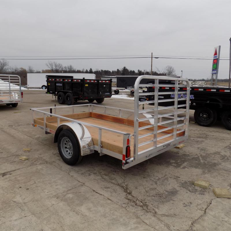New Legend 6' x 10' Aluminum Utility Trailer- $0 Down Payment From $52/mo W.A.C