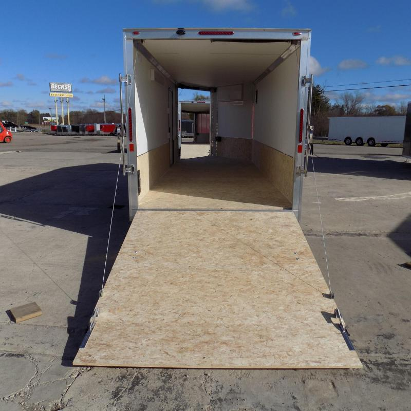 New Legend Explorer 7' x 23' Snowmobile Trailer - $0 Down & Payments From $142/mo. W.A.C - Guaranteed Best Deal