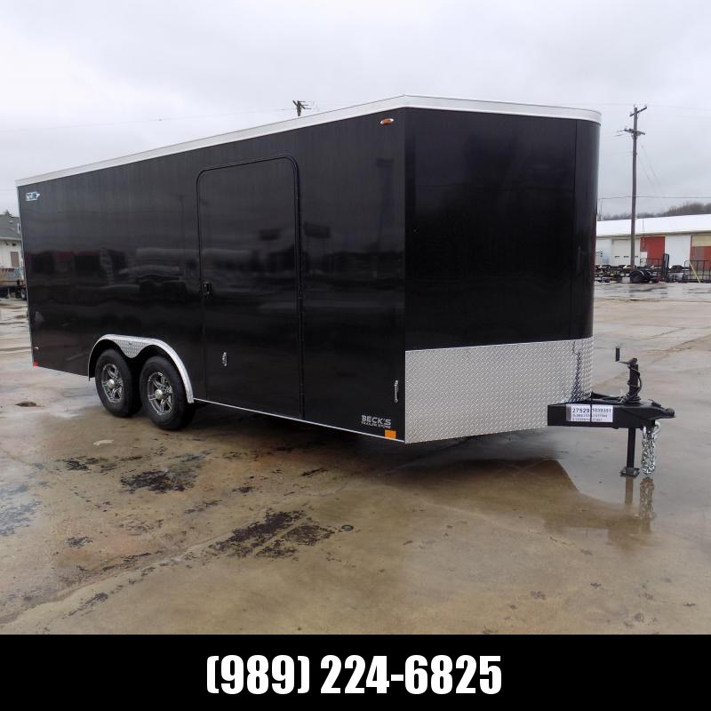 New Legend Cyclone 8.5' x 20' Enclosed Car Hauler / Cargo Trailer for Sale - 0 Down Payments From 100/Mo W.A.C.