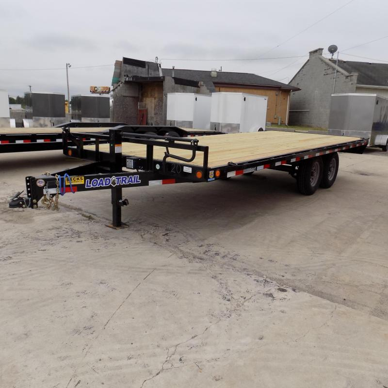 "New Load Trail DK14 102"" x 20' Deckover Trailer for Sale"