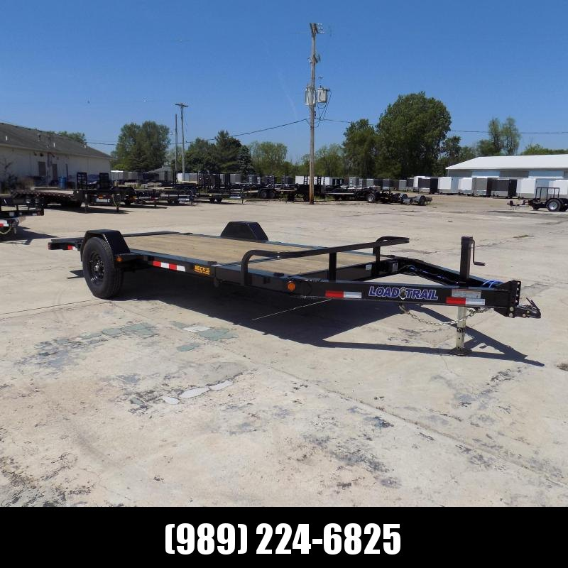 "New Load Trail 83"" x 15' Tilt-N-Go Equipment Trailer For Sale - $0 Down & Payments From $119/mo. W.A.C. - Best Deal Guarantee"