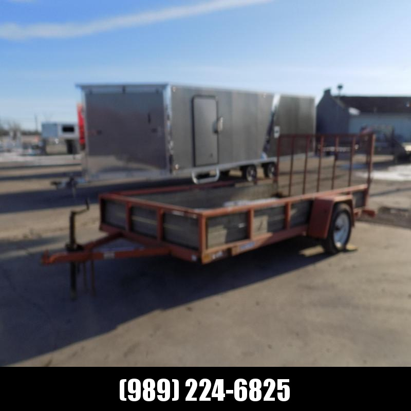 Used US Cargo 6' x 12' Utility Trailer For Sale
