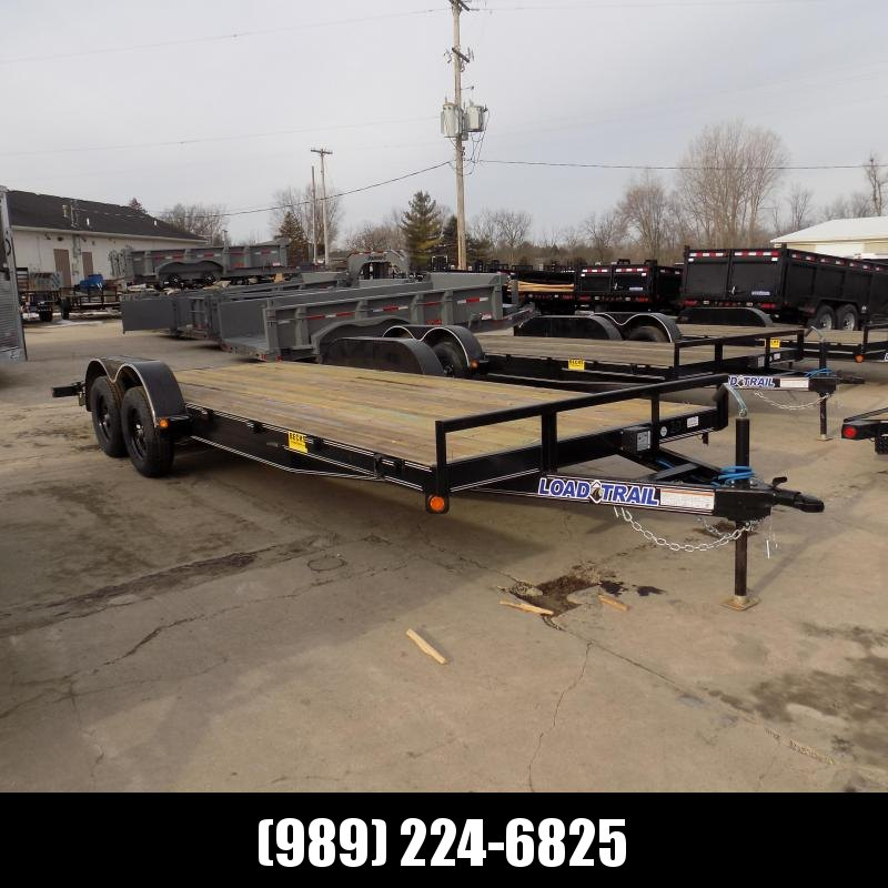 "New Load Trailer 83"" x 20' Car Hauler Trailer For Sale - $0 Down & Payments from $70/mo. W.A.C."