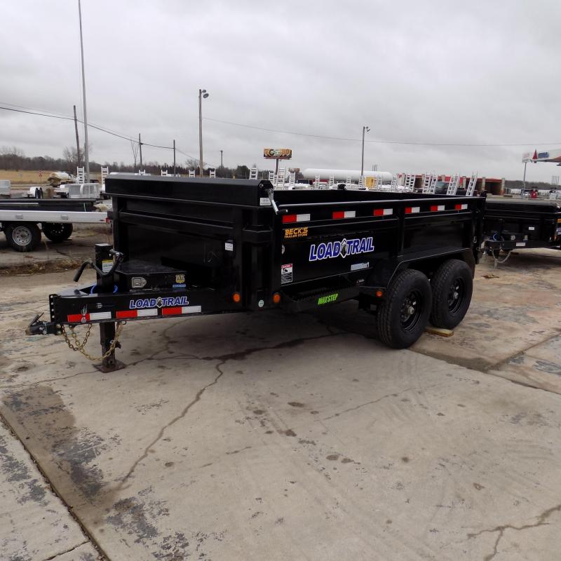 "New Load Trail DT14 83"" x 12' Dump Trailer for Sale - $0 Down & Payments from $149/mo. W.A.C. - Best Deal Guarantee"