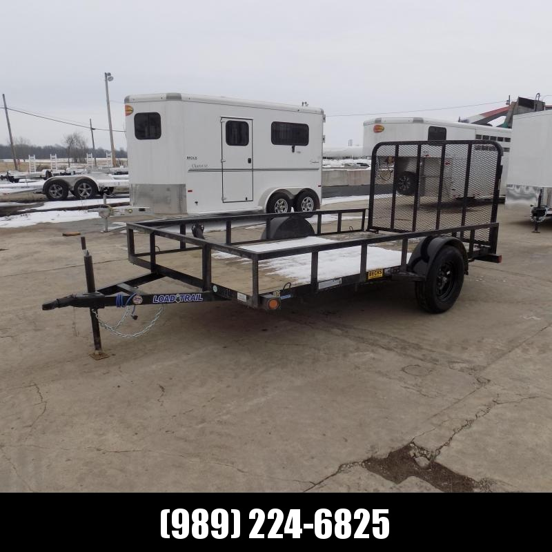 """New Load Trail 77"""" X 12' Utility Trailer For Sale- $0 Down Payment from $60/mo W.A.C"""