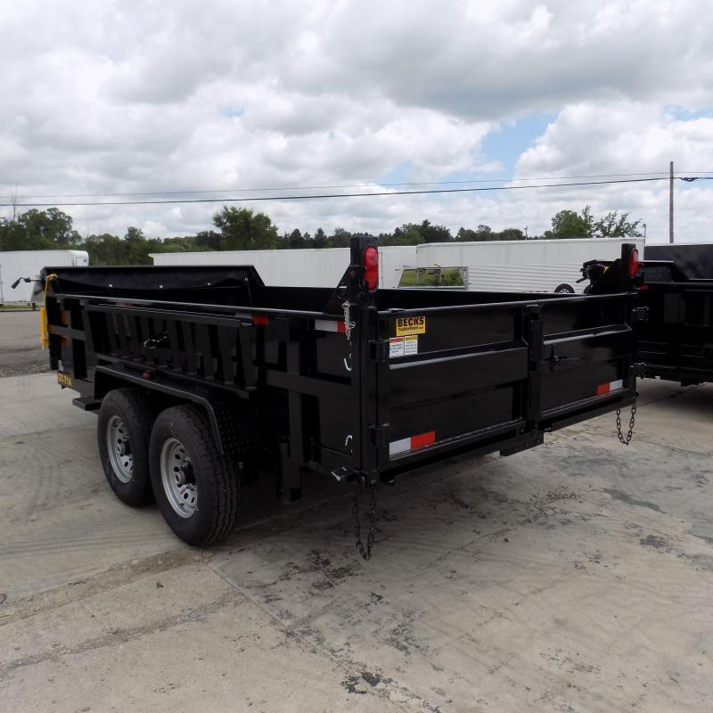 New DuraDump 7' x 14' Dump Trailer For Sale - $0 Down & Payments From $125/mo. W.A.C