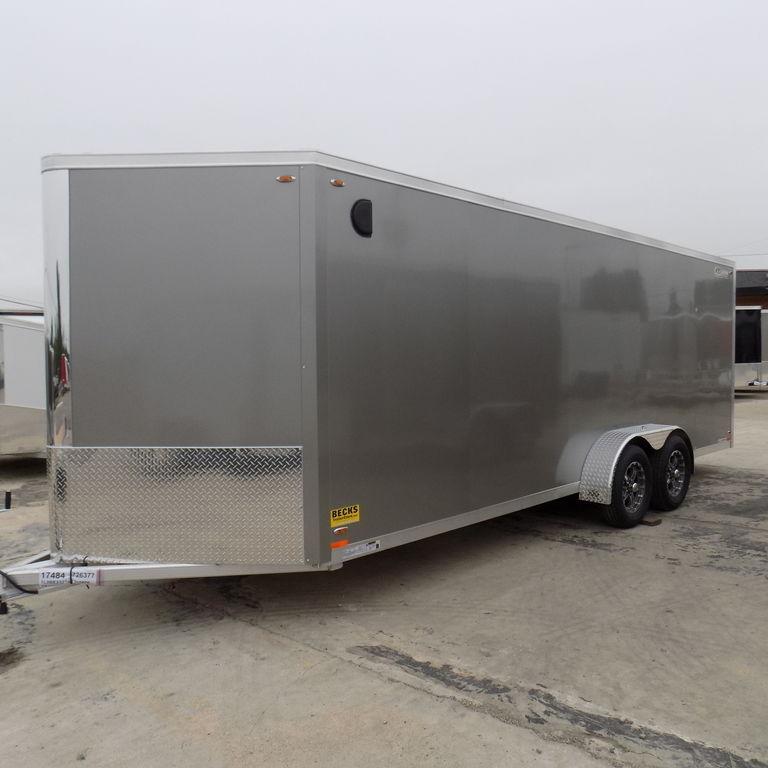 New Legend FTV 7' X 23' Aluminum Enclosed Cargo Trailer For Sale