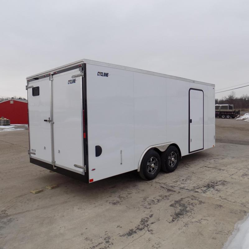 New Legend Trailers Legend Cyclone 8.5' x 20' Enclosed Car Hauler / Cargo Trailer for Sale - $0 Down Payments From $109/mo W.A.C.