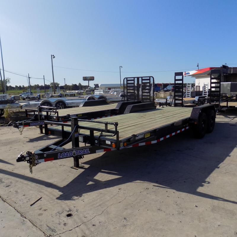 "New Load Trail 83"" x 22' Open Car/Equipment Trailer For Sale"