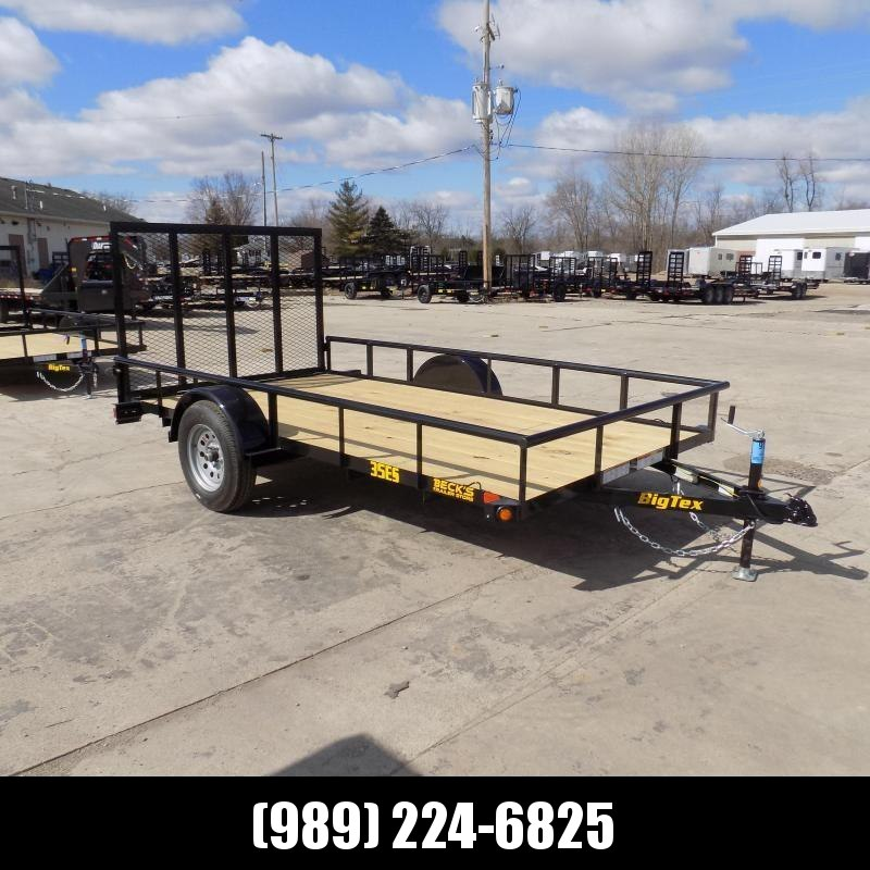 New Big Tex Trailers 6.5' x 12' Utility Trailer For Sale - Many Brands & Different Size Utility Trailers In-Stock