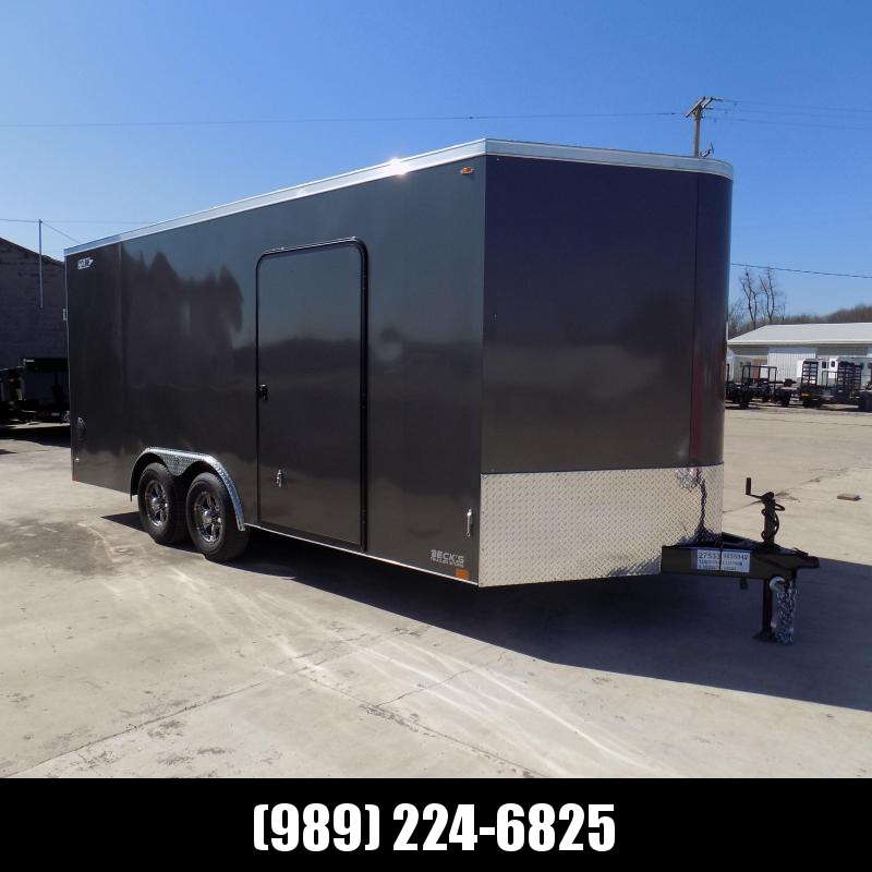 New Legend Cyclone 8.5' x 20' Enclosed Car Hauler Trailer for Sale - $0 Down Payments From $120/Mo W.A.C.