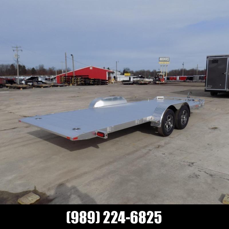 New Legend 7' x 20' Aluminum Tilt Deck Car Hauler - $0 Down & Payments From $129/mo. W.A.C.