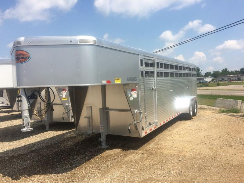 New Sundowner Trailers Rancher Express 24