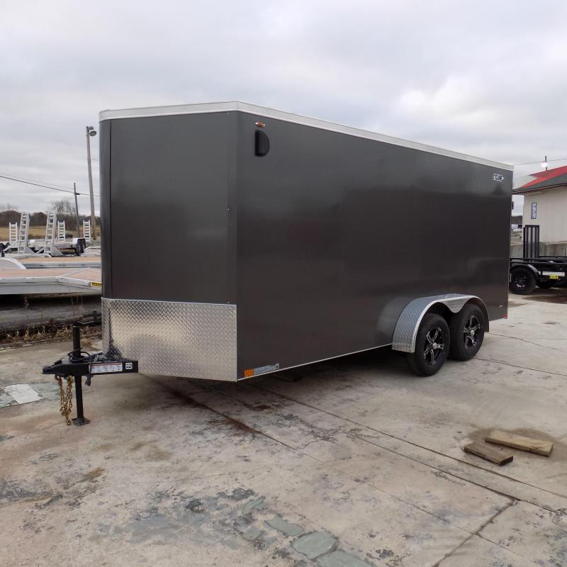 New Legend Cyclone 7' x 18' Enclosed Cargo Trailer - $0 Down Financing Available
