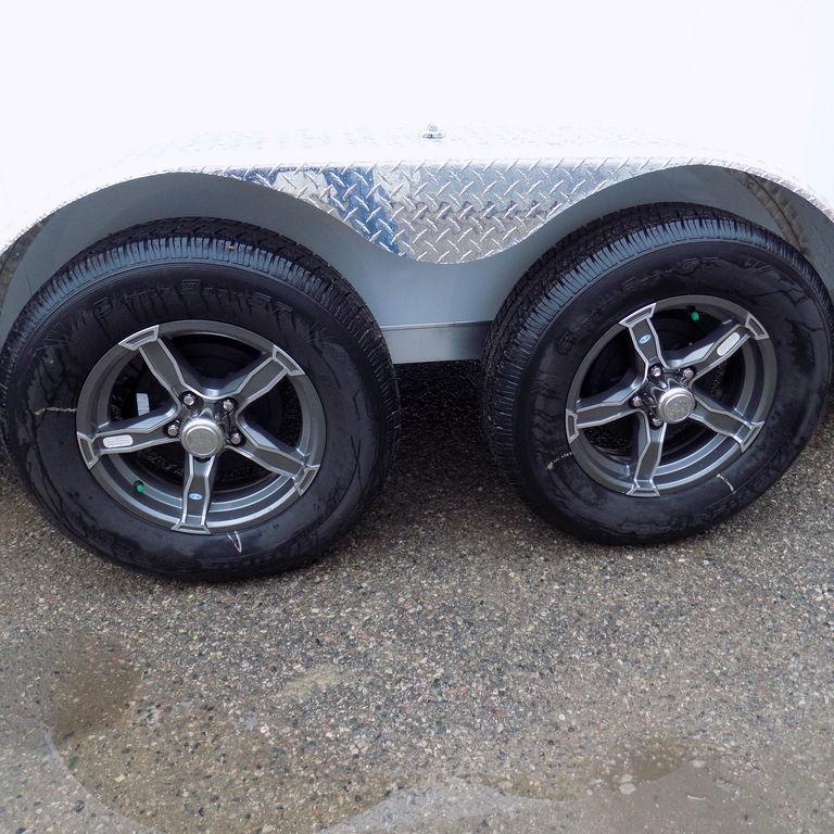 New Legend Thunder 7' x 29' Aluminum Snow / ATV Trailer For SaleCONTACT US FOR BEST DEAL!!!