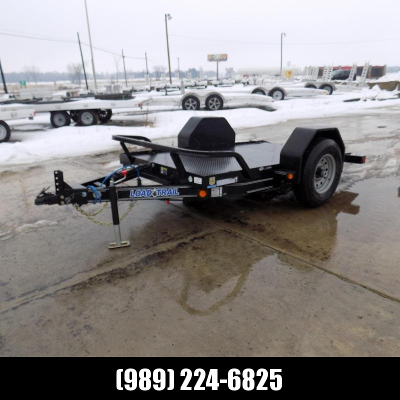 """New Load Trail 60"""" X 10' Tilt Scissor Hauler For Sale-$0 Down Payments From $110/mo W.A.C."""