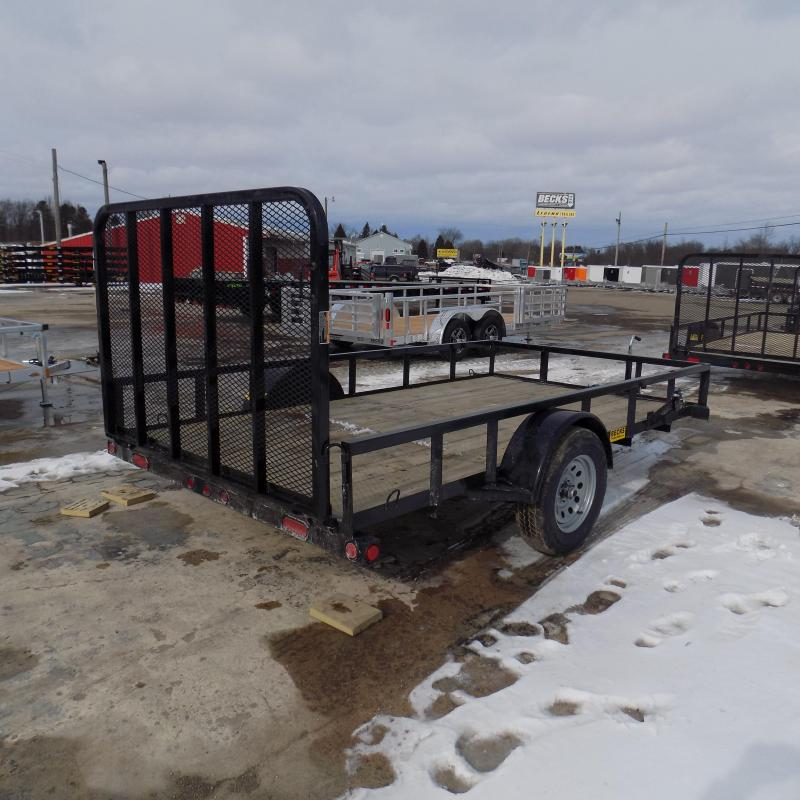 """New Load Trail 77"""" X 12' Utility Trailer For Sale- $0 Down Payment from $61/mo W.A.C"""