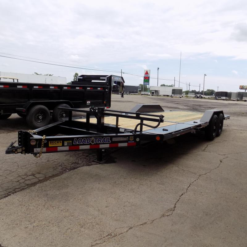 "New Load Trail 102"" x 22' Tilt-N-Go Equipment Trailer For Sale"