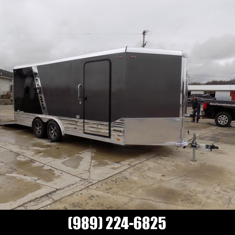 New Legend Deluxe V-Nose 8' x 21' Enclosed Cargo Trailer - $0 Down & $159/mo. W.A.C.