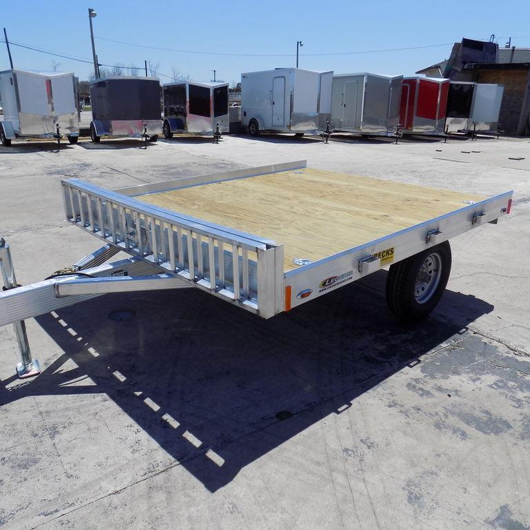 New Legend ATV Master 7' x 8' Aluminum Trailer for Sale