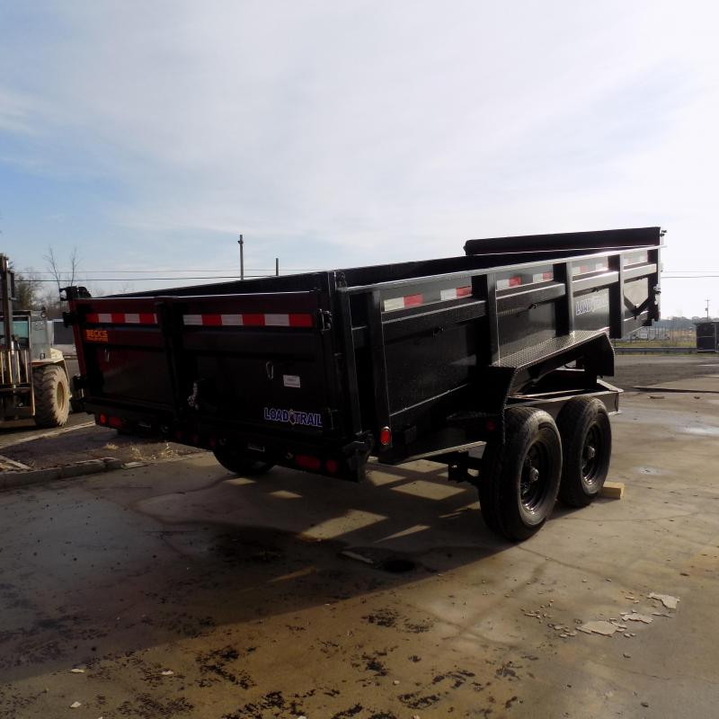 """New Load Trail 83"""" x 16' Dump Trailer For Sale - $0 Down & Payments From $125/mo. W.A.C."""