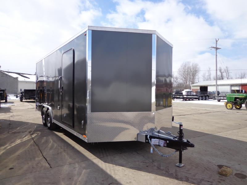 New Legend Explorer 8.5' x 22' Aluminum Car Hauler For Sale