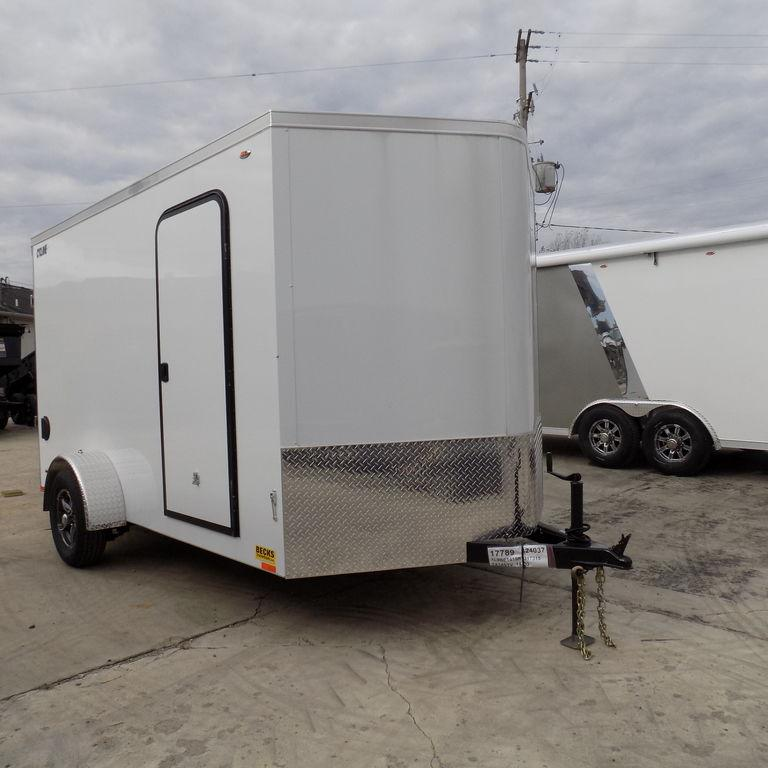 New Legend Cyclone 7'x14' Enclosed Cargo Trailer For Sale