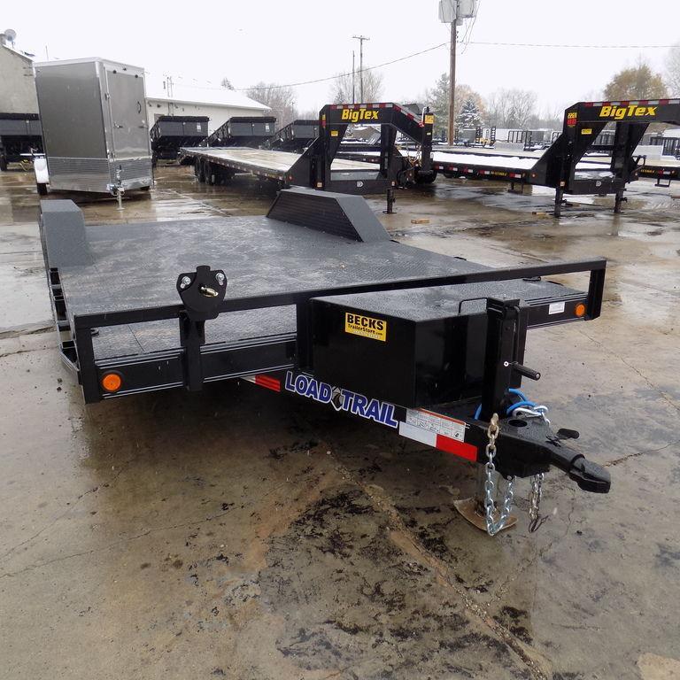 "New Load Trail 102"" x 18'  Open Car Hauler"