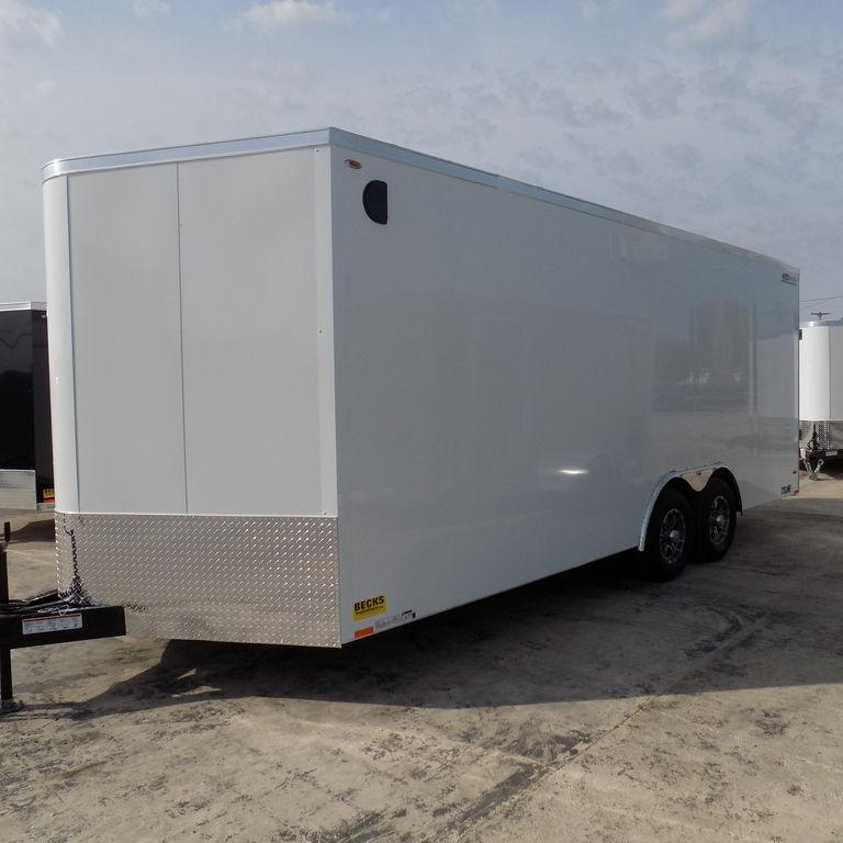 New Legend Trailers Cyclone 8.5X22STVTA52