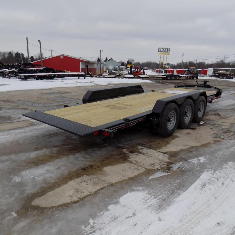 """New Diamond C Trailers 82"""" x 22' Heavy-Duty Tilt Deck Equipment Trailer -  20,140# Payload Capacity - $0 Down & Payments from $129/mo. W.A.C."""