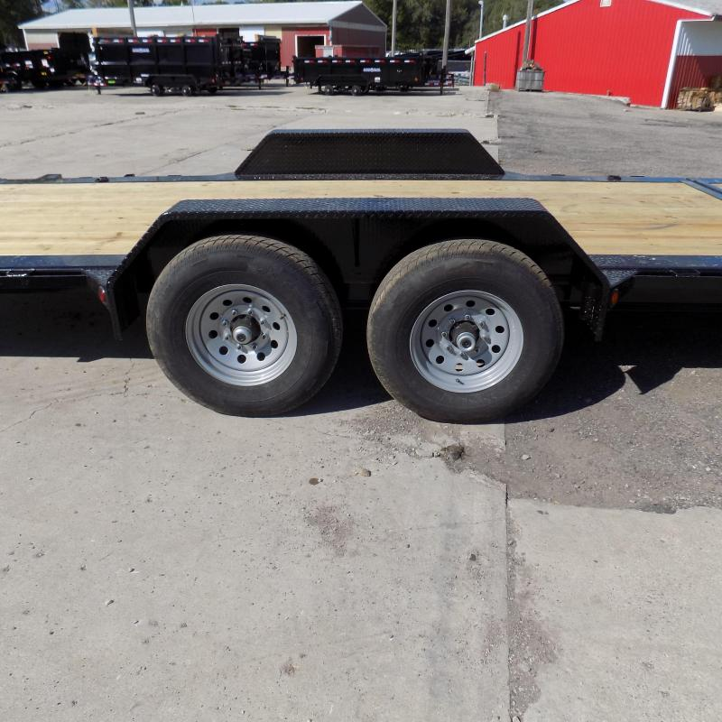 "New Load Trail TH14 83"" x 24' Tilt Deck Trailer - Payments From $135/mo. W.A.C."