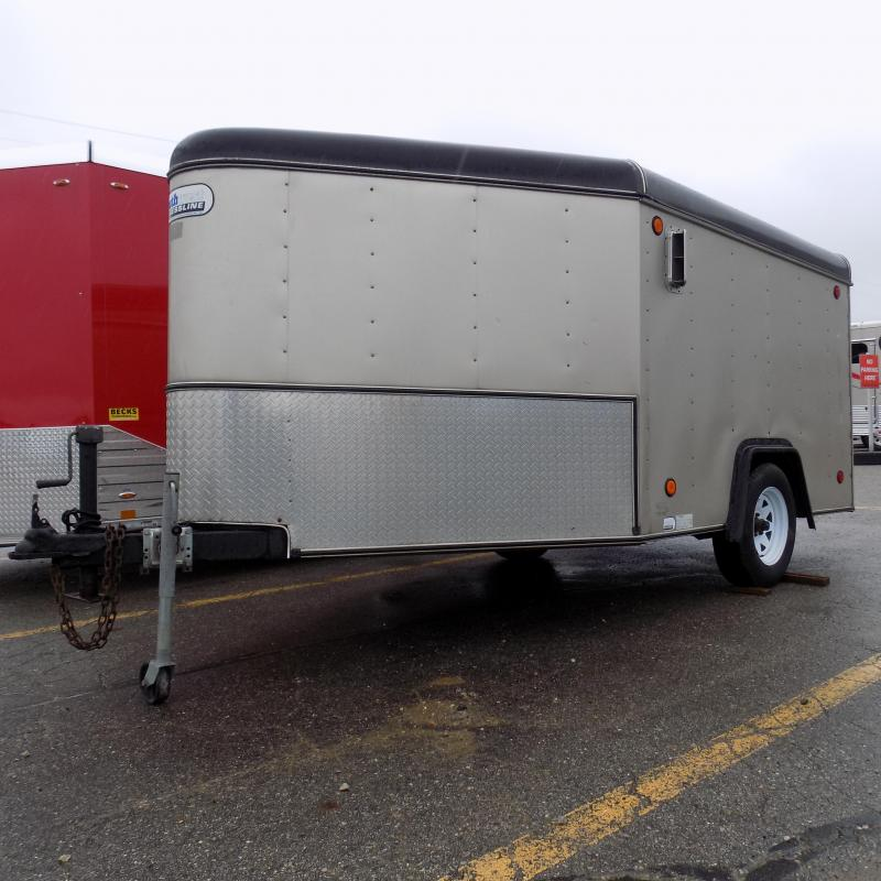 Used Southwest 6' x 12' Enclosed Cargo Trailer For Sale