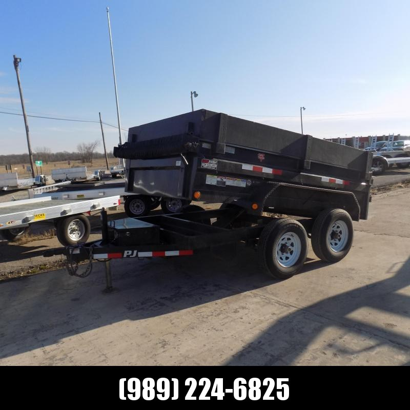 Used 6' x 10' PJ Dump Trailer For Sale - New Trade