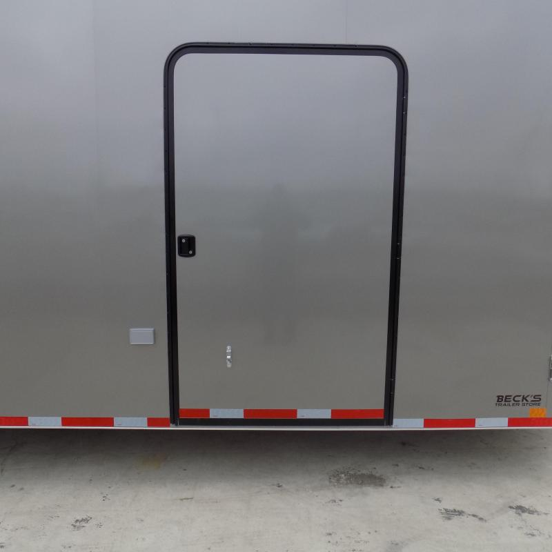 New Legend Cyclone 8.5' x 30' Enclosed Car Hauler For Sale - $0 Down Payments From $135/mo W.A.C.