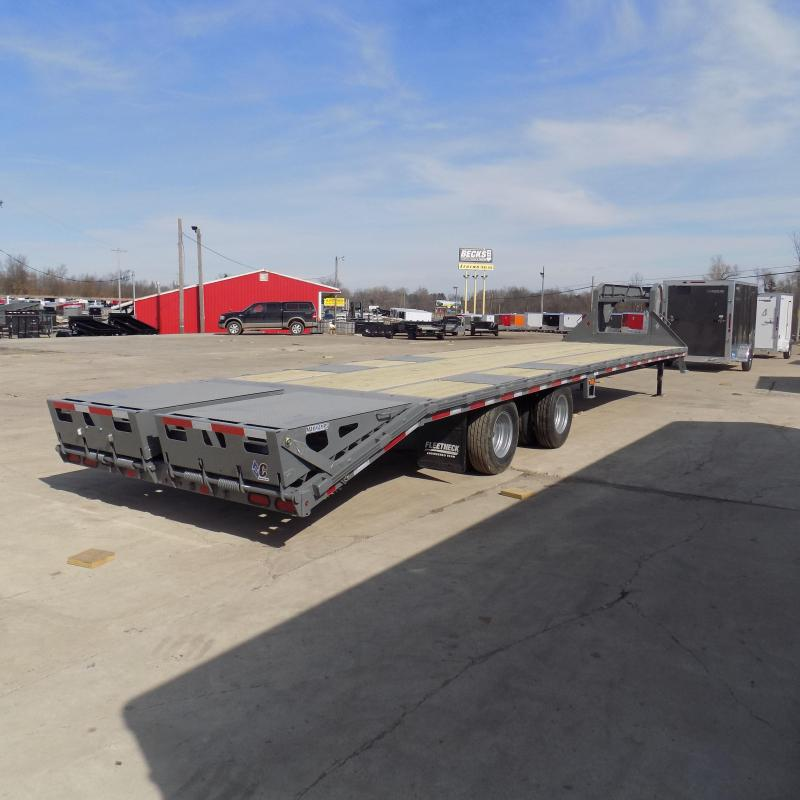 "New Diamond C Trailers 102"" x 35' Gooseneck Trailer - 25900# Weight Rating - $0 Down Financing Available"