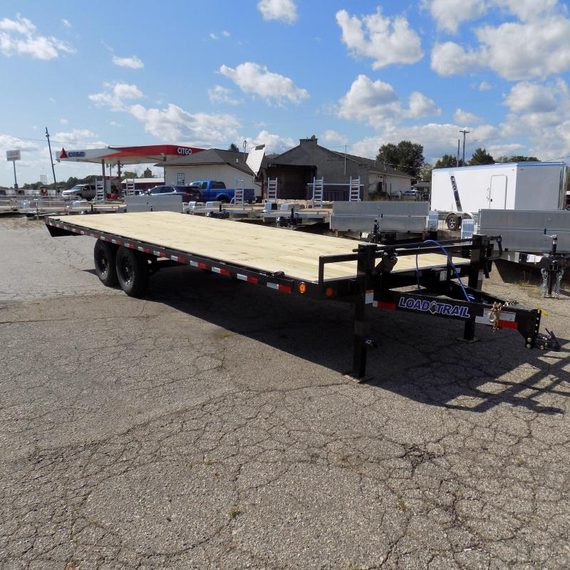 "New Load Trail DK14 102"" x 24' Deckover Trailer For Sale - Payment from $129/mo. W.A.C."