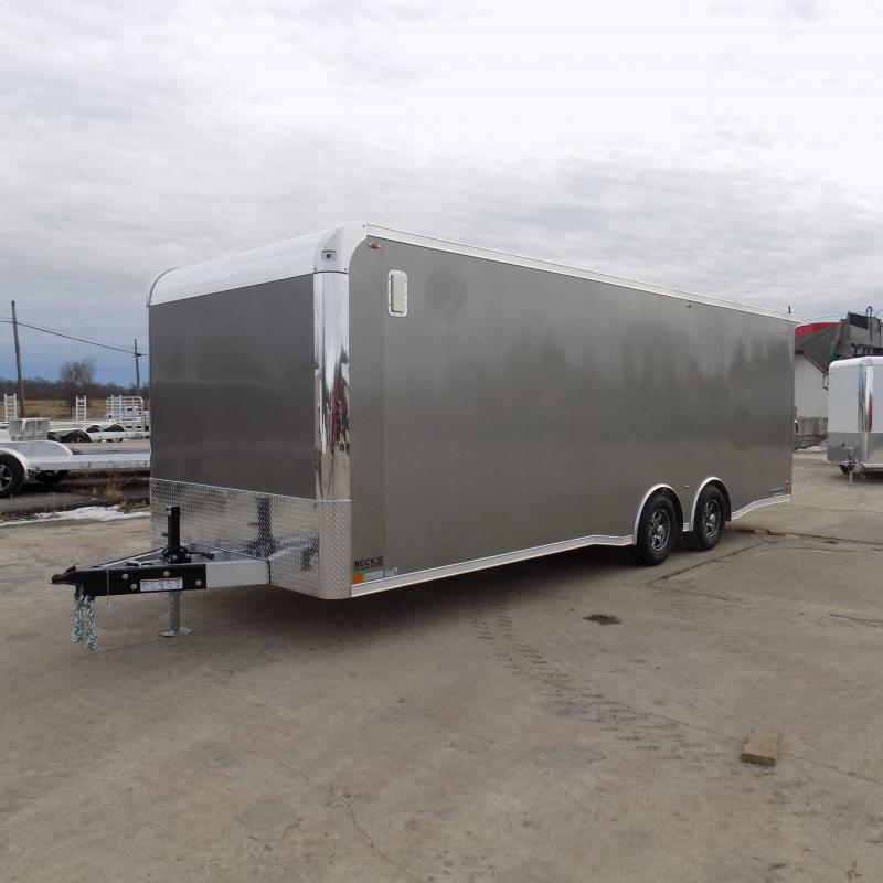 New Legend Trailmaster 8.5' x 24' Aluminum Race Series Trailer - $0 Down & Payments from $153/mo. W.A.C.