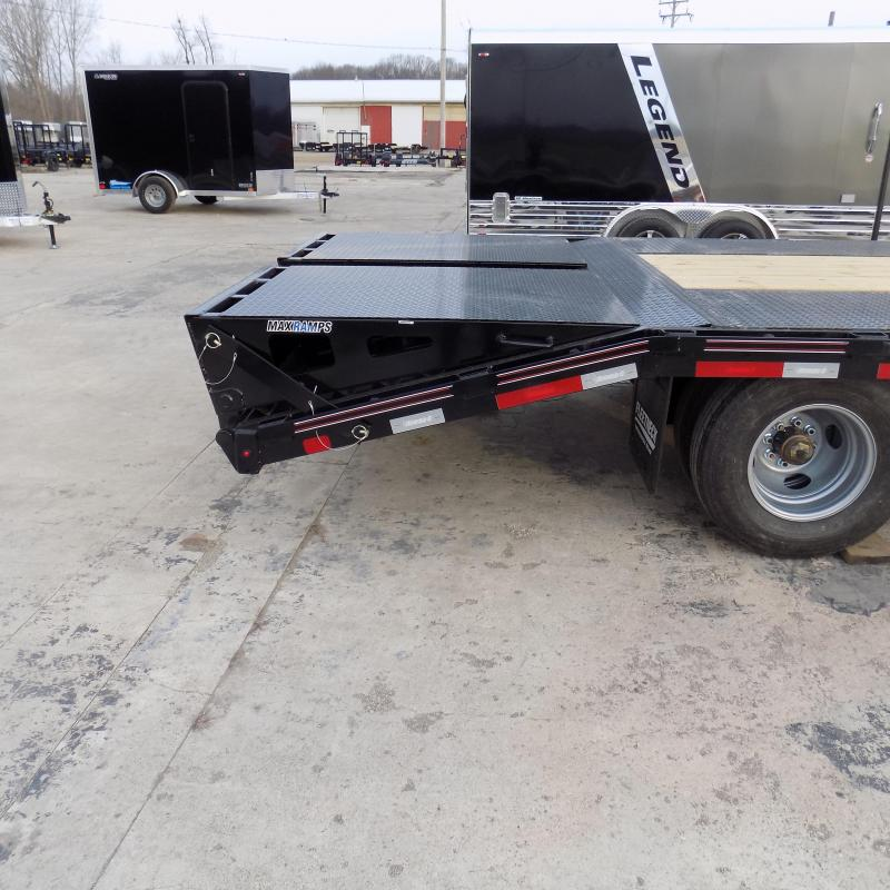 "New Diamond C 102"" x 25' Equipment Trailer W/ 25.9K Weight Rating - $0 Down & Payments From $161/mo. W.A.C."