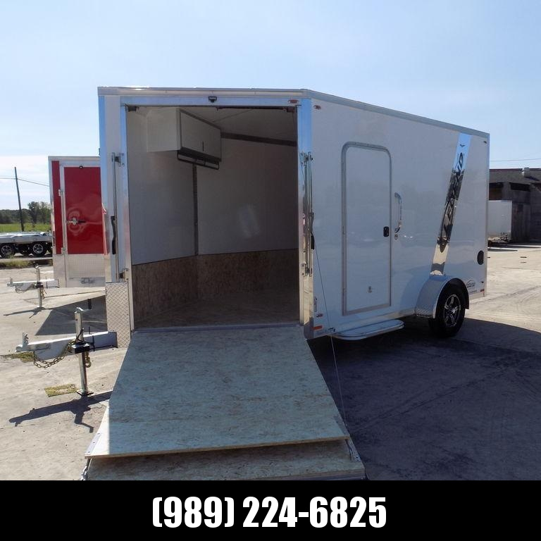 New Legend Trailers Explorer 7' x 17' Aluminum Snowmobile Trailer- Payments $115/mo.