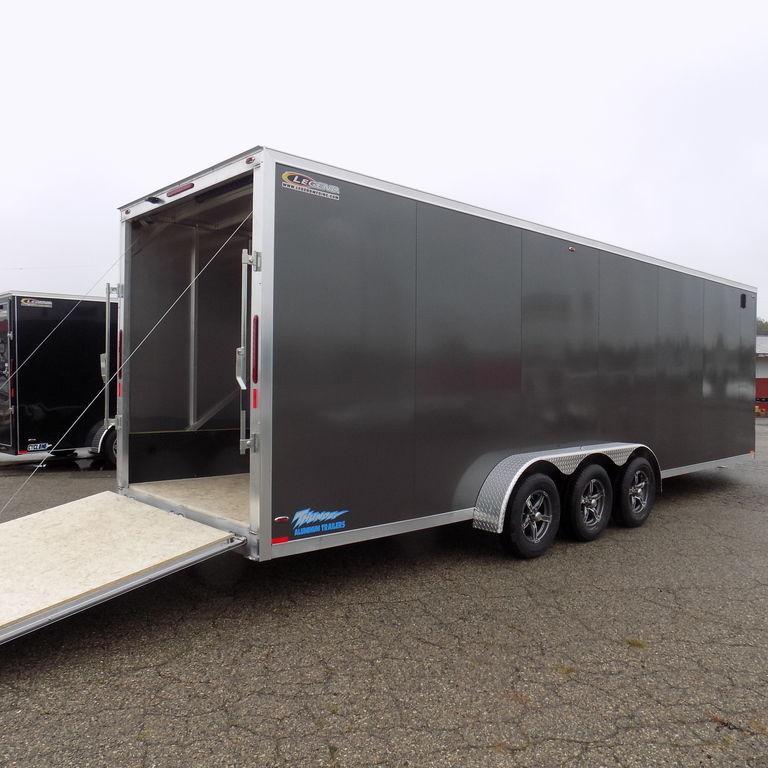 New Legend Thunder 7' x 31' Aluminum Snow / ATV Trailer For Sale