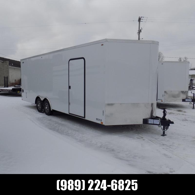 New Legend Cyclone 8.5' x 26' Enclosed Cargo Trailer For Sale- $0 Down Payments From 149/Mo W.A.C.