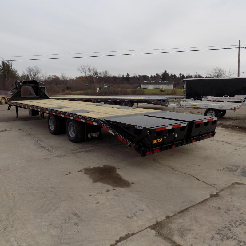 """New Diamond C Trailers 102"""" x 35' Gooseneck Trailer - 25,900# Weight Rating - $0 Down Financing Available"""