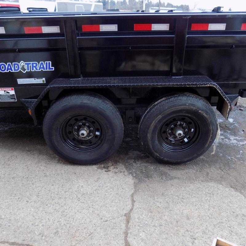 """New Load Trail 83"""" x 14' Dump Trailer for Sale - $0 Down & Payments from $161/mo. W.A.C. - Best Deal Guarantee"""